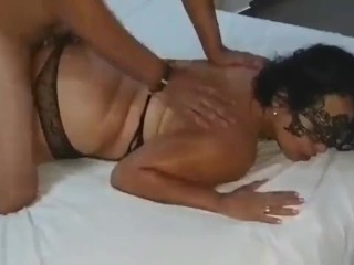 Fuck to orgasm bbw newbie spanish mil from DateFree.european