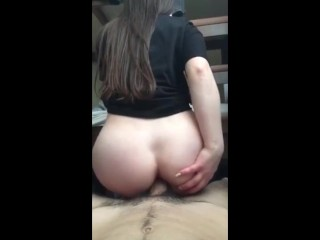 Tremendous Sizzling Highest Frame Teenager Anal Opposite Cowgirl
