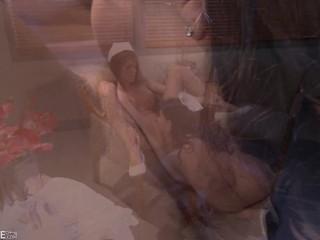PenthouseGold – Beautiful Nurse Asa Akira were given Her Rainy Cunt Fingered via Sizzling Lesbian Colleague