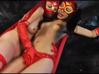 Asian catfight