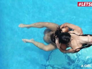 AGirlKnows – SPANISH LESBIAN BABES COMPILATION! Most up to date Lady On Lady Orgasms – LETSDOEIT