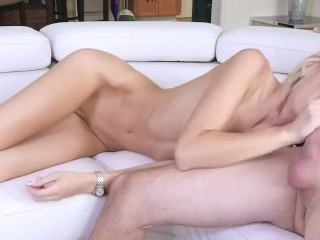 dadcrush – my slutty stepdaughter gags on my cock