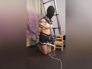中国 捆绑 高潮 奴隶 调教 拘束 00009