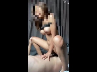 Asian youngster thai hommade