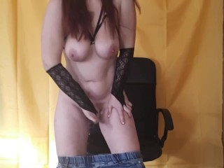 Mommy performs for you and develops a virgin ass – LoudBitch92