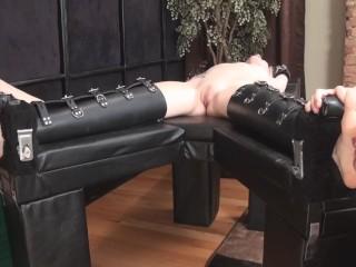 Lick Torture Tickling