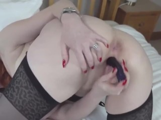 lesbian busty british mother needs to cum school