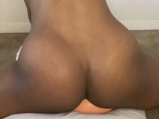 Ebony Babe Simply Needs To Trib | Humping Intercourse Doll