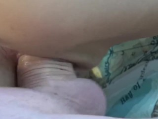 Redhead Onerous Fucking and Deep Blowjob – Cum in Mouth