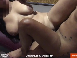 AMAZING WildLesbians HOTEL Tribbing, Smoking, Sharing Dildo Vibrator until Cum Clit to Clit