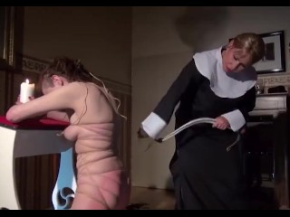 Lesbian Mistress – Whipping and Humiliation