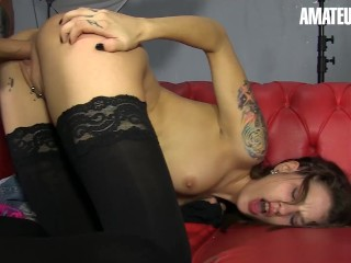 LasFolladoras – Alexa Nasha Spanish Youngster Seduces And Fucks Novice Man – AMATEUREURO
