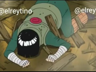 Naruto Intenta Espiar a Hinata, Sakura e Ino en los Baños Termales