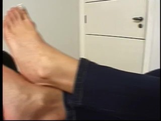 BF foot fetish