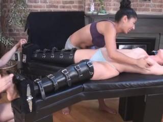 Horny Sarah (Tickle Abuse)