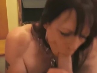 My Urine Gulping Spunk Swallowing Fuckmeat
