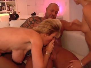 Lesbian Sizzling MOM & Teenager … Kim Holland (Ecu Babe) … Large Boobs Horny BBC Kendra Lust Lisa Ann