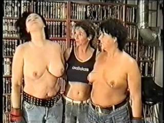 German women cunning boxing