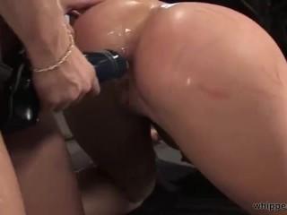 Lesbian Dungeon Anal Coaching BDSM