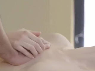 NuruMassage Son Absolutely Serviced via Step-Mother FULL SCENE