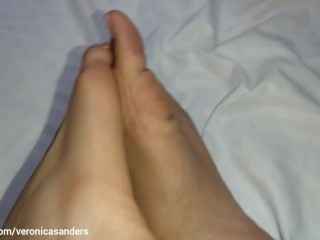 Wanna worship my Toes? Onlyfans veronica sanders for extra