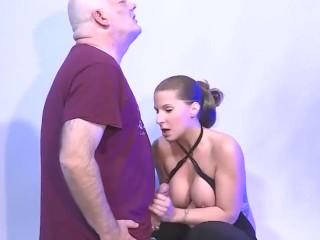 Lick my Twerking ASS + Blowjob
