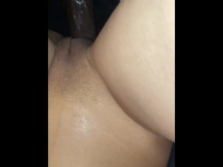 Petite THAI HOE getting her pussy & ass destroyed by means of a BBC