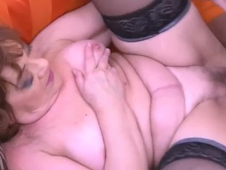 granny and step-grandson take a look at taboo intercourse