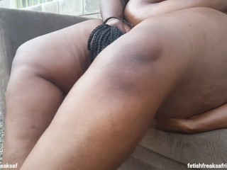 Tough Pussy smother