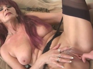 naughty mature mother sucks your cock