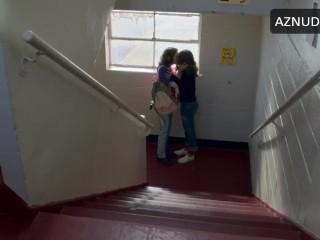 Debby Ryan Kimmy Shields Lesbian Scene (Insatiable)