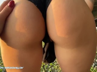 PUBLIC PUSSY AND ASS FLASHING