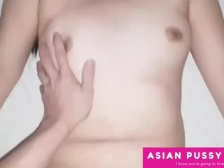 Korean faculty female friend fucked in her room