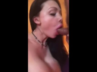 My Absolute best Buddies Mother Likes to Suck and Swallow my Exhausting Cock!