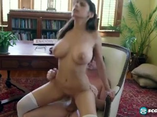 First time mia Khalifa have tricked into anal fuck