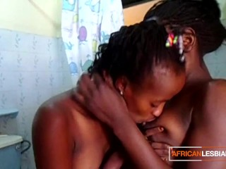Lesbian Public Pick out Up African Rest room