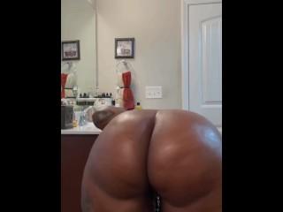 Large Booty Hoe