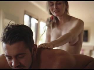 Giant cock transgender fucks man ass – Sizzling ladyboy