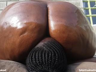 Sluttys Face Swallowed!!