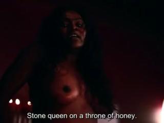 Famous person Intercourse Scene: American Gods Bilquis