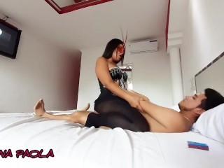 Sexo en Español Camara Oculta con Mi Prima Venezolana De 19