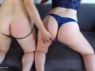 ASS worshiping girlfriends need cum for lotion ass fetish