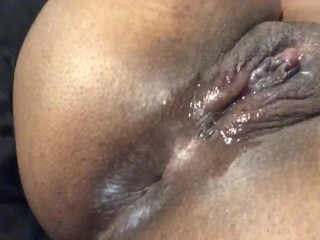 Lesbian pussy After being dicked down just right