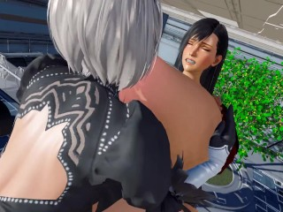 2B Tifa Expansion Pageant