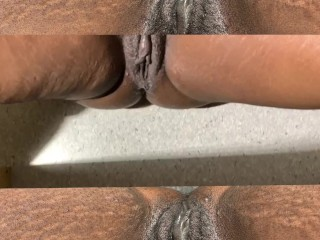 Pussy Consuming – Dripping Rainy Pussy Orgasm + ASMR 2