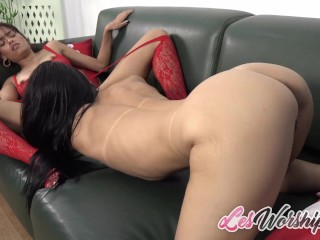 Vacation Latinas Strip Attractive Underwear For Pussy And Ass Licking