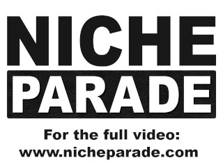 NICHE PARADE – Kira Perez Ties Up Jocelyn Stone And Owns Her With A Vibrator